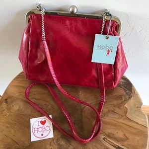 Hobo Sigrid Garnet Purse/Crossbody